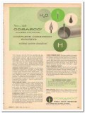 Perfect Circle Corp 1959 Vintage Ad Oil Cosasco Corrosion Surveys