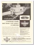 Phoenix Mfg Company 1959 Vintage Ad Oil Fischer Porter Flowmetering