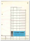 Bell Telephone System 1964 Vintage Catalog Planning Building High-Rise