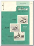 Bilco Company 1982 Vintage Catalog Doors Roof Floor Sidewalk Basement