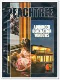 Peachtree Doors Inc 1982 Vintage Catalog Windows Advanced Generation