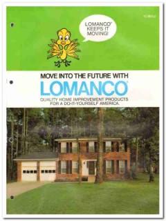 Lomanco Inc 1982 Vintage Catalog Ventilators Home Improvement Products