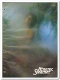 Amerec Corp 1982 Vintage Catalog Steambath Convert Tub Shower Enclosed
