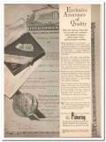 pickering company 1961 quality stanton stereo fluxvalve vintage ad