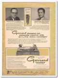british industries corp 1960 garrard shure stereo cartridge vintage ad