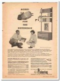 pickering company 1960 series 380 371 stereo cartridges vintage ad