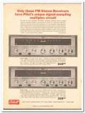 pilot radio corp 1962 602m 654m fm stereo receivers vintage ad