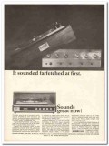 benjamin electronic sound corp 1964 miracord 10 stereo 200 vintage ad