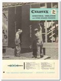 Celotex Corp 1954 Vintage Catalog Insulation Boards Structural