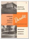 Aluminum Home Products Company 1954 Vintage Catalog Window Vista-Walls