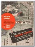 Columbia Mills Inc 1954 Vintage Catalog Window Screens Columbia-Matic