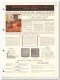 Bradley Lumber Company 1954 Vintage Catalog Flooring Arkansas Hardwood