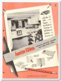 Avco Mfg Corp 1954 Vintage Catalog American Kitchens Dishwashers Sinks