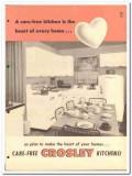 Avco Mfg Company 1954 Vintage Catalog Crosley Kitchens Appliances