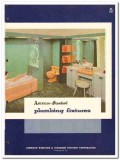 American Radiator Standard Sanitary Corp 1954 Vintage Catalog Plumbing