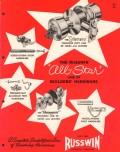 American Hardware Corp 1956 Vintage Catalog Russwin Stilemanor Haddam