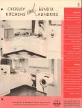 Avco Mfg Corp 1956 Vintage Catalog Appliance Crosley Bendix Home