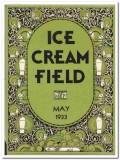 ice cream field 1933 may art deco magazine cover vintage print