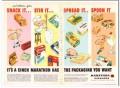 american can company 1959 marathon packaging ice cream vintage ad