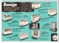 C V Hill Company 1959 Vintage Ad Ice Cream Cabinet Savage Merchandiser