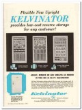 American Motors Corp 1959 Vintage Ad Ice Cream Kelvinator Upright