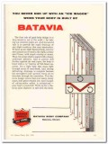 batavia body company 1959 never moisture ice wagon truck vintage ad