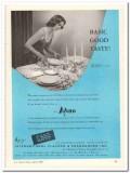 International Flavors Fragrances Inc 1960 Vintage Ad Ice Cream Alvan