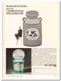 Lily-Tulip Cup Corp 1960 Vintage Ad Ice Cream Premium Package
