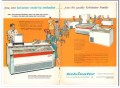 American Motors Corp 1960 Vintage Ad Ice Cream Countertop Merchandiser