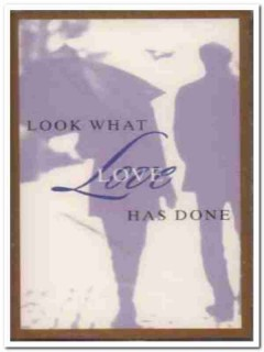 look what love has done - various artists sealed audio cassette tape