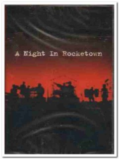 a night in rocketown - various artists 15 tracks sealed cassette tape