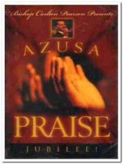 azusa praise jubilee - carlton pearson 2000 sealed audio cassette tape