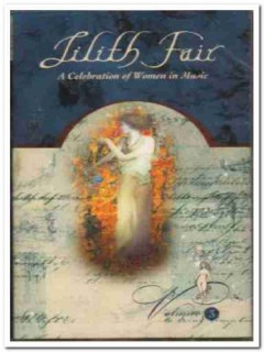 lilith fair - a celebration of women in music sealed cassette tape