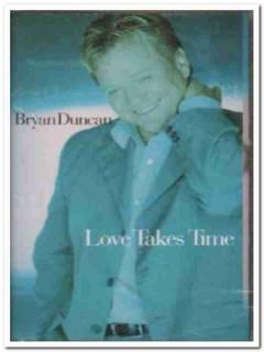 bryan duncan - love take time 1999 17tracks sealed audio cassette tape
