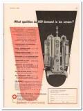 Cherry-Burrell Corp 1952 Vintage Ad Ice Cream Vacreator Qualities