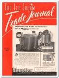 Pfaudler Company 1952 Vintage Ad Ice Cream Pasteurizing Supermixer