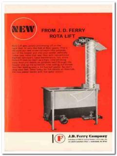 j d ferry company 1967 rota lift potato chip snack food vintage ad