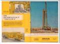 Cardwell Mfg Company 1954 Vintage Ad Oil Rig Drilling Trailerig