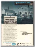 J B Beaird Company 1954 Vintage Ad Compressor Southern Mineral Package