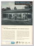 J B Beaird Company 1954 Vintage Ad Oil Packaged Compressor Plant I-R