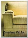 brunschwig fils inc 1977 margate wool texture fabric vintage ad