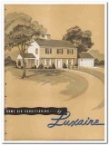 C A Olsen Mfg Company 1948 Vintage Catalog Air Conditioning Luxaire