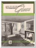 Pittsburgh Plate Glass Company 1947 Vintage Catalog Home Attractive