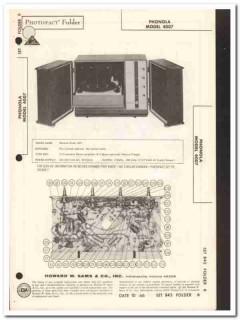 phonola model 4007 stereo record changer sams photofact manual