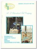 A-Z International Tool Company 1983 Vintage Catalog Downhole Service