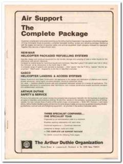 Arthur Duthie Company Org 1983 Vintage Catalog Oil Casco Steel New-Mar