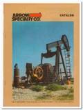 Arrow Specialty Company 1983 Vintage Catalog Single Twin Cyl Engine