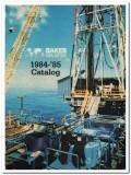 Baker Oil Tools Inc 1983 Vintage Catalog Oilfield Sand Control Service