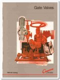 Cameron Iron Works Inc 1983 Vintage Catalog Oil Gate Valves Oilfield