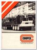 Cooper Mfg Corp 1983 Vintage Catalog Petroleum Portable Drilling Rigs